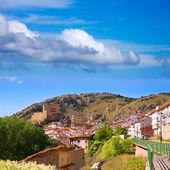 Fotografie Alcala de la Selva in Teruel village near Virgen de la Vega