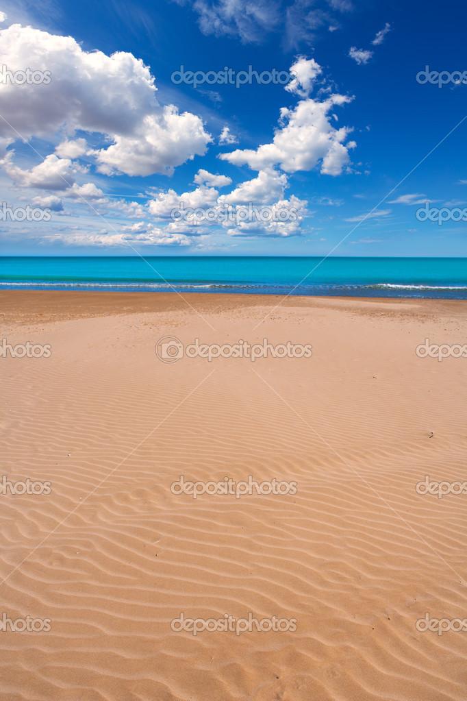 Valencia spiaggia di patacona malvarrosa mediterraneo for Spiaggia malvarrosa valencia