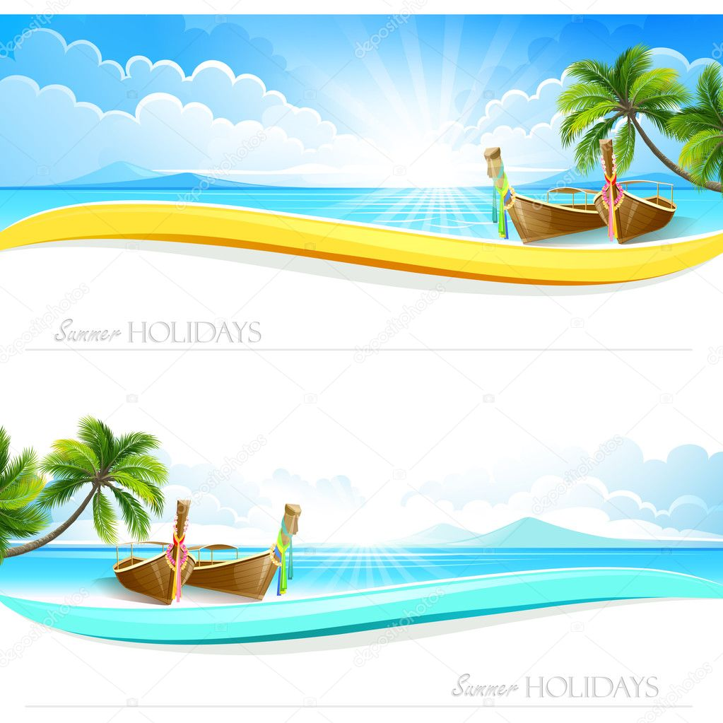 Paradise Island backgrounds