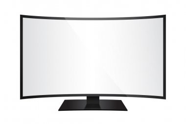 Curved screen 2