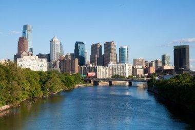 Skyline view of Philadelphia, Pennsylvania