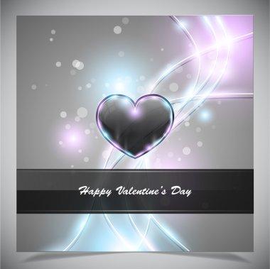 Abstract valentine days background