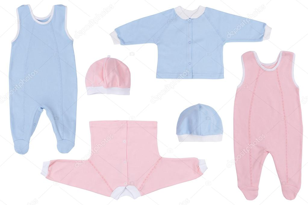 Дитячий одяг — Стокове фото — білий © demidoff  51397095 126b14d68d58e