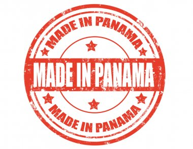 Made in Panama-stamp