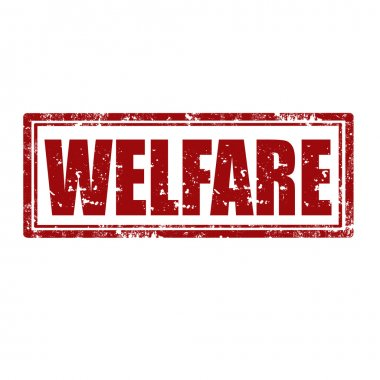 Welfare-stamp