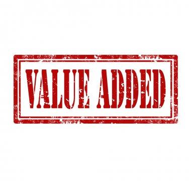 Value Added-stamp