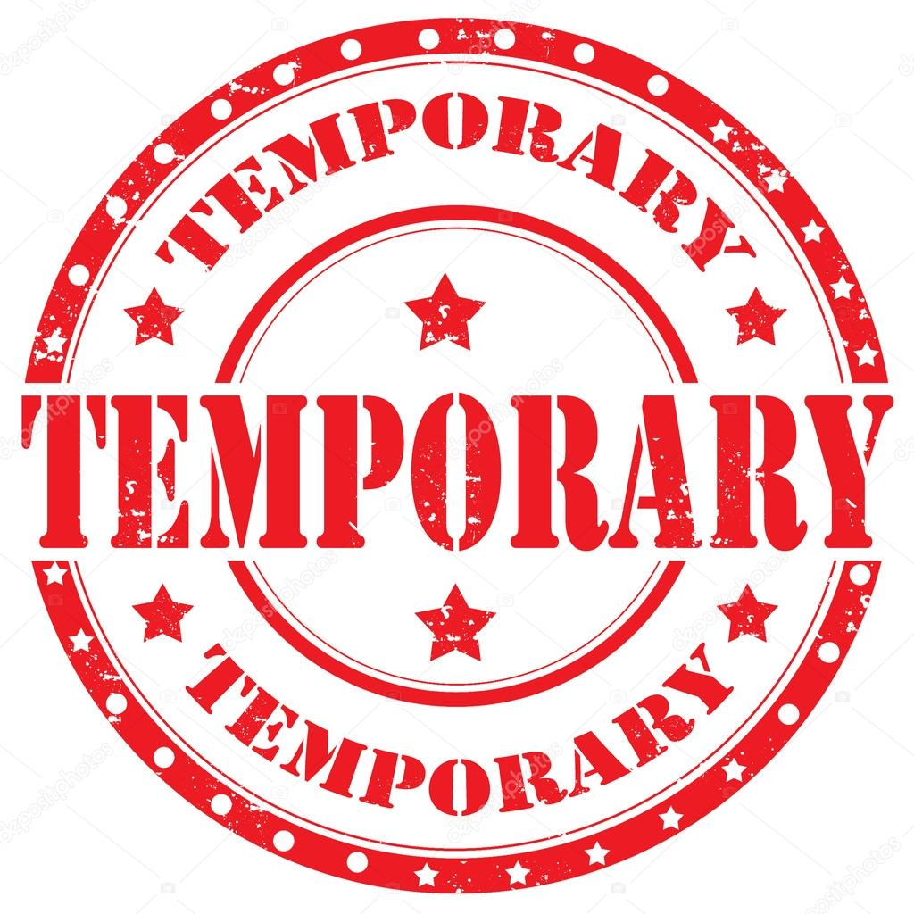 temperary