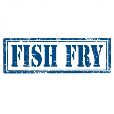 Fish Fry-stamp