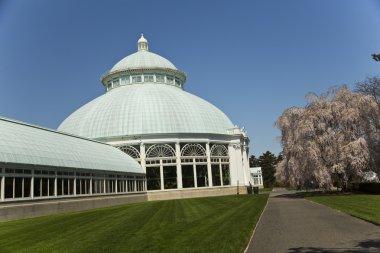 Greenhouse Building - Botanical Gardens