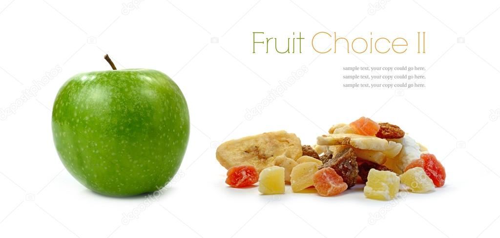 Fruit Choice II