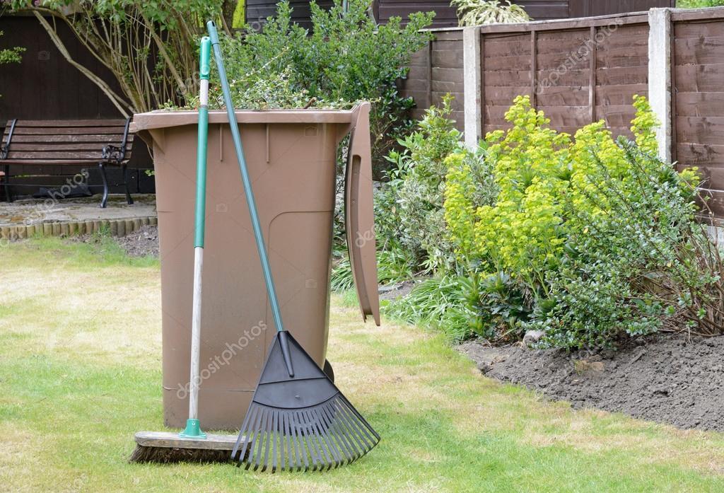Garden Waste Recycling III