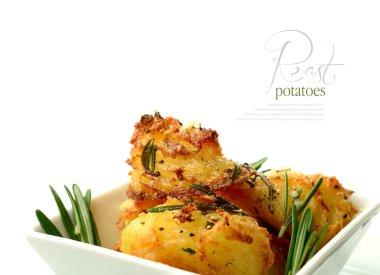 Macro Roast Potatoes 2
