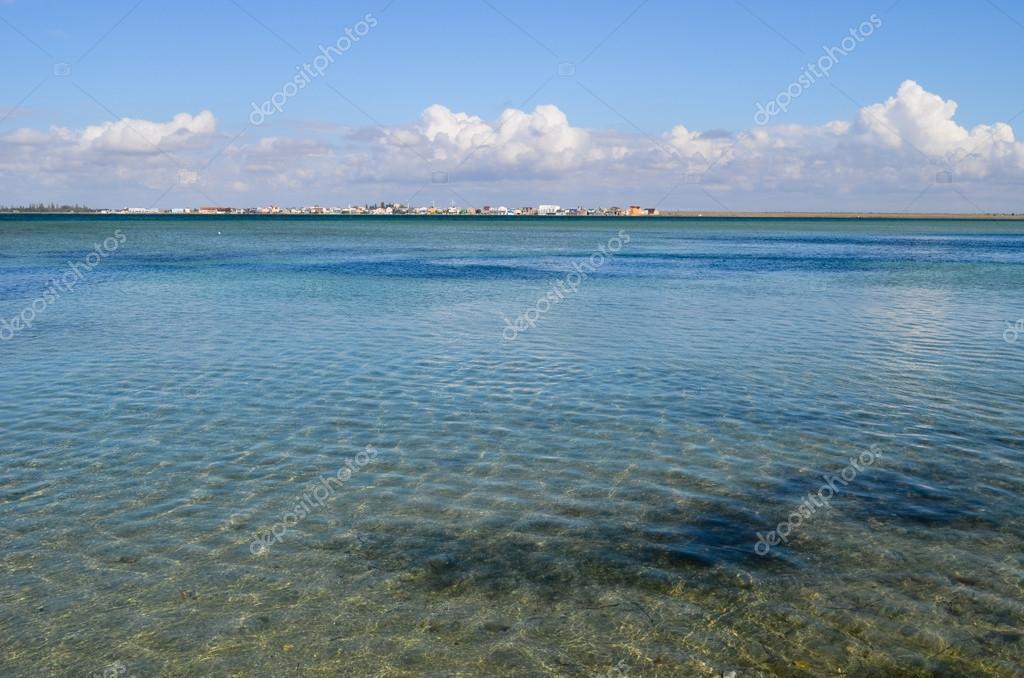 Lake Donuzlav view