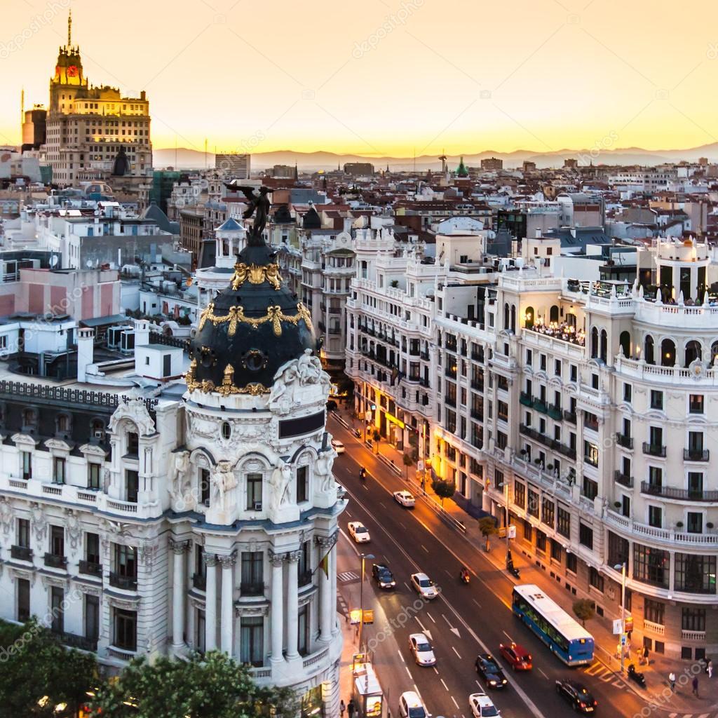 Квартиры испании в мадриде