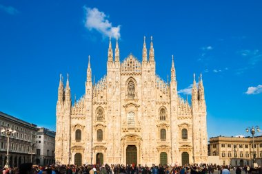 Milan Cathedral from the Square