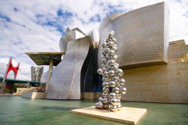 Guggenheim museum in Bilbao