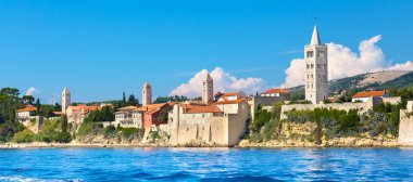 Rab town, Mediterranean, Croatia, Europe
