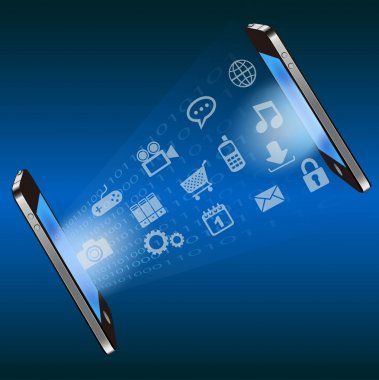 Vector smart phone communication technology