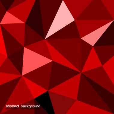 Origami background abstraction