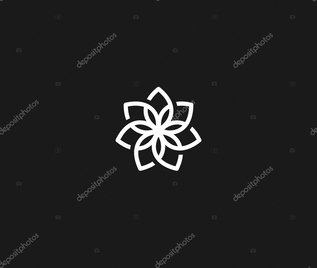 Flowers Print With Peace Flower Symbol Love And Hippie Word Pics