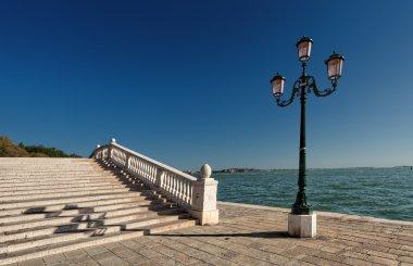 Quay in Venice