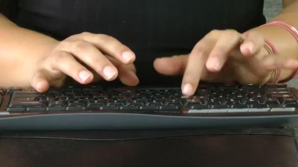 podnikání žena ruce psaní