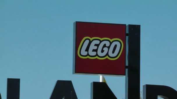 Legoland Kalifornie, cca 2014 je zábavní park ležící v carlsbad, Kalifornie, založená na zbrusu hračky lego