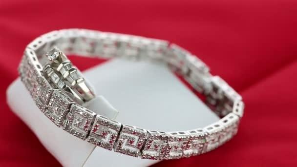 Vintage Diamond Jewelry and ring