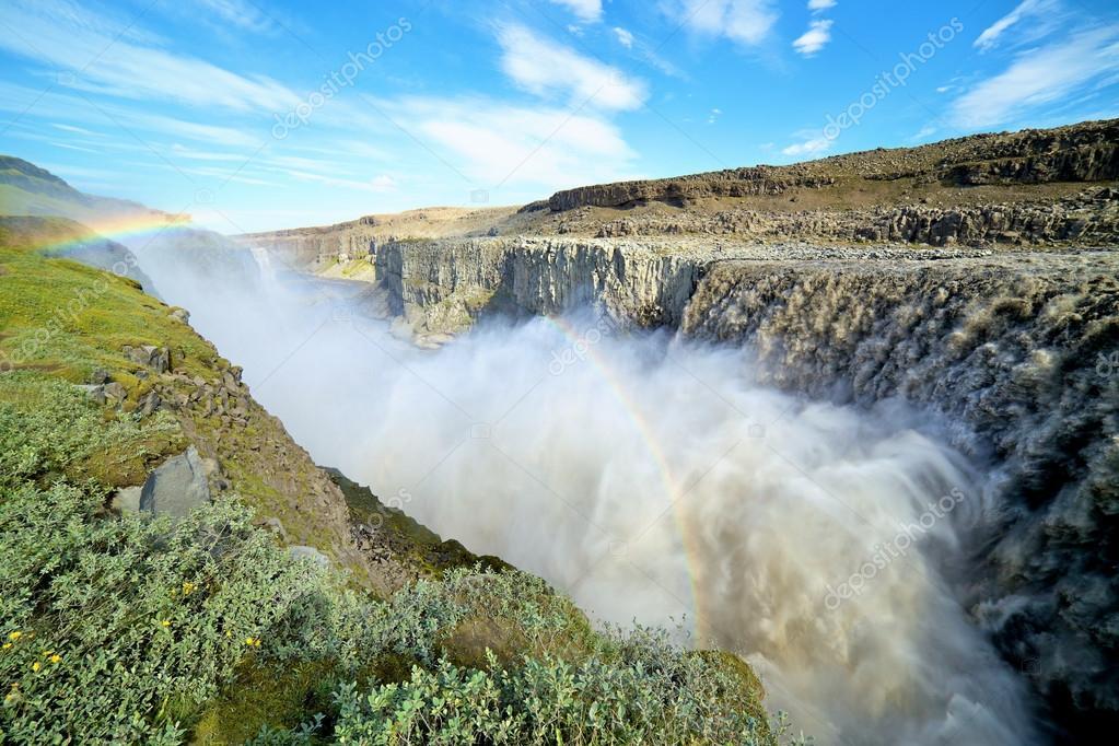 Фотообои Iceland Waterfall