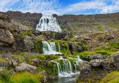 Photo Dynjandi. Iceland