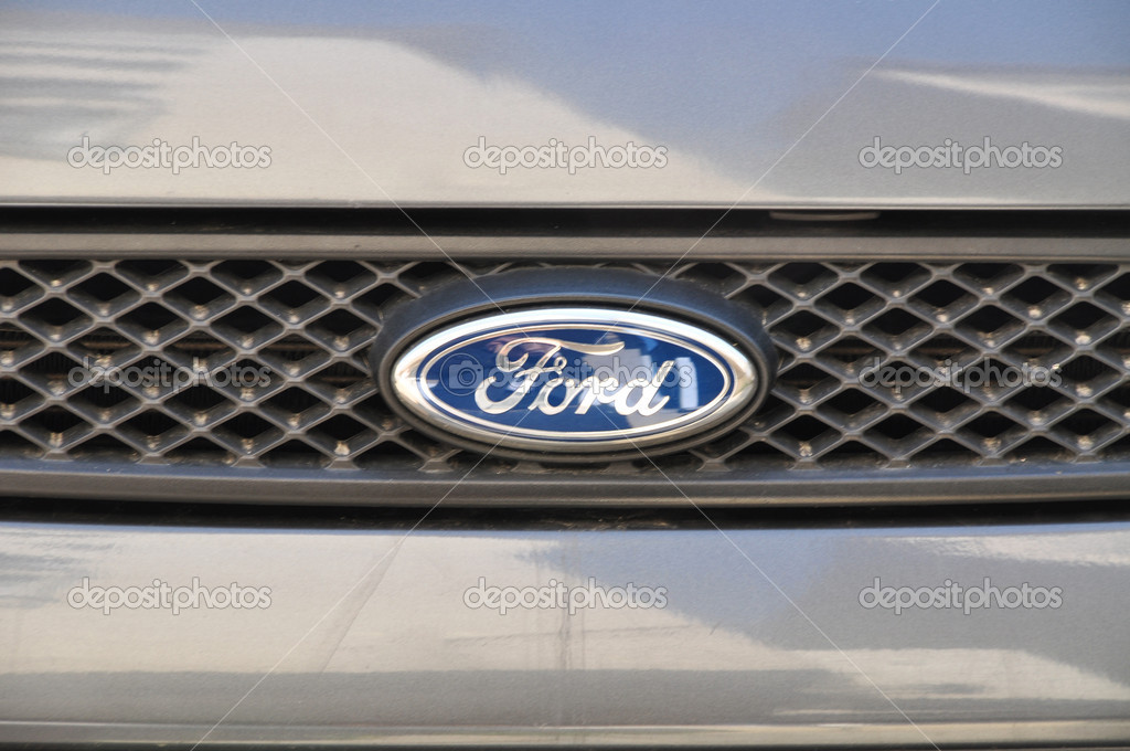 Ford Symbol Stock Editorial Photo Sserdarbasak 16795799