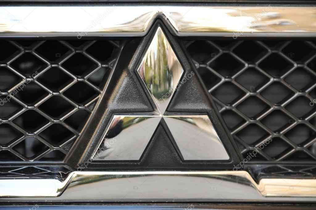 Mitsubishi Symbol Stock Editorial Photo Sserdarbasak 49536585
