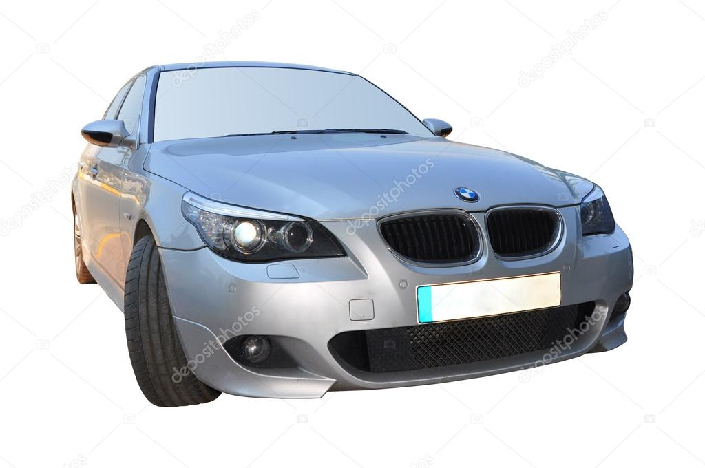 Sports car BMW