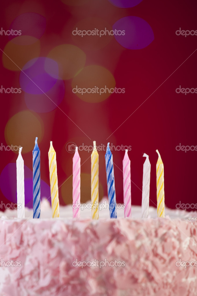 Swell Birthday Cake Stock Photo C Senkaya 19642249 Funny Birthday Cards Online Fluifree Goldxyz