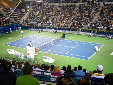Dubai Tennis Stadium Center Court