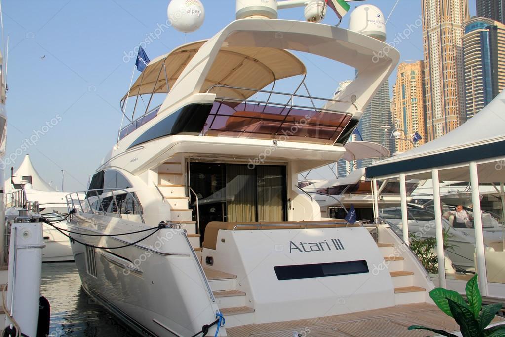 Atari III Princess 54 Luxury Yacht
