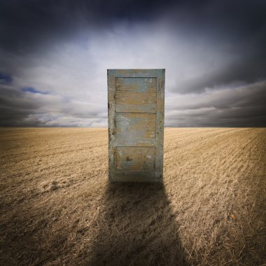 """Картина, постер, плакат, фотообои """"дверь"""", артикул 23717065"""
