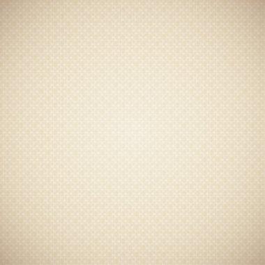 Beige canvas texture, vector eps 10 background stock vector