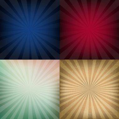 Sunburst Backgrounds