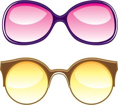 Fashion sunglasses Y