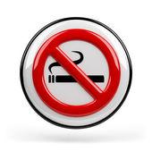 nem dohányzó jel