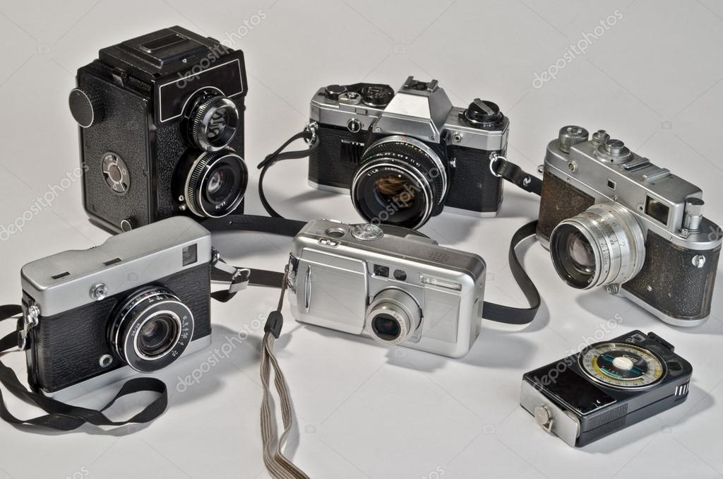 From film to digit  — Stock Photo © Wdovich33 #20803377