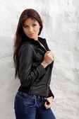 Fotografia Glamour donna giovane