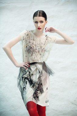 Fashionable beauty