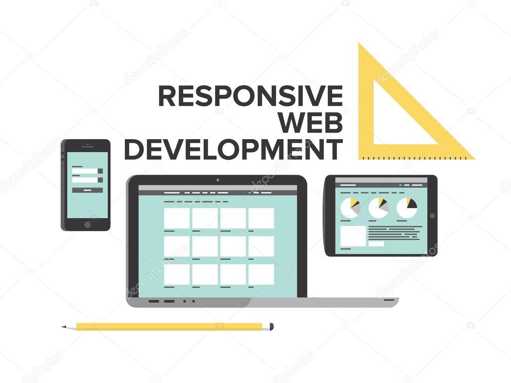 Веб разработка дизайна