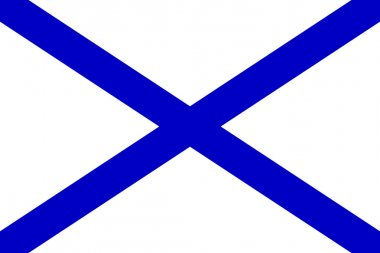 Flag of St. Andrew's flag