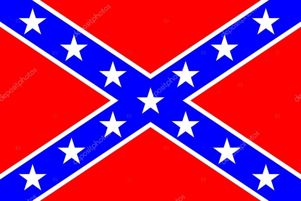 Картинки по запросу флаг конфедерации картинка