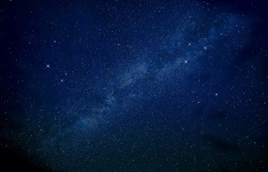 An image of a bright stars background