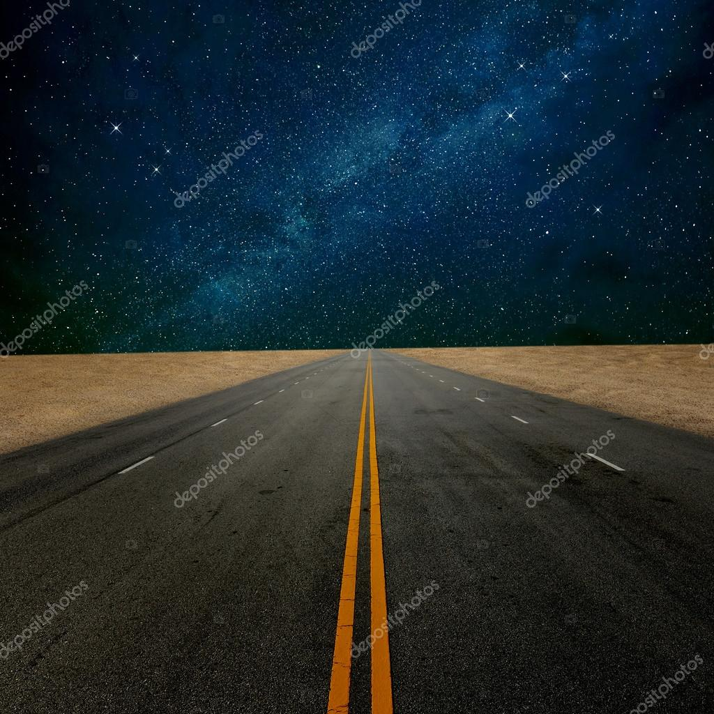 Road to star