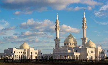 New mosque in Bolghar, Tatarstan